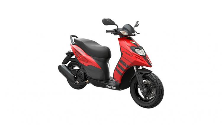 New Aprilia SR125 Storm Colours in India 2020 - DriveSpark