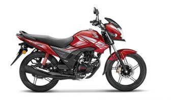 New Honda CB Shine SP