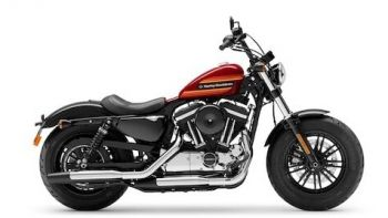 New Harley-Davidson Forty Eight Special