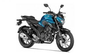 New Yamaha FZ25