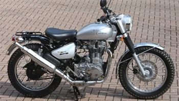 Royal Enfield Bullet Trials 500 Price Mileage Review Specs