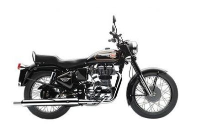 New Royal Enfield Bullet 350