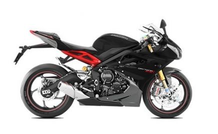 New Triumph Daytona 675R