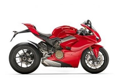 New Ducati Panigale V4