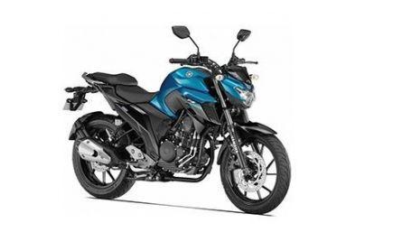 New Yamaha FZ25