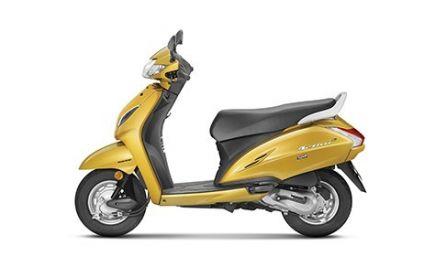 New Honda Activa 5G