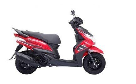 New Yamaha Ray-Z
