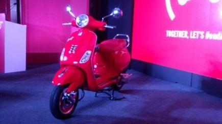 New Vespa Bikes In India 2019 Vespa Model Prices Drivespark