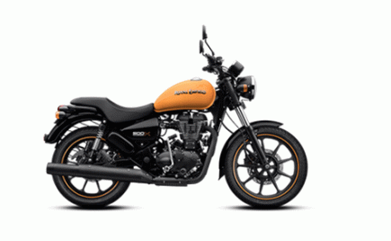 New Royal Enfield Thunderbird 500X