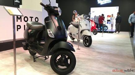 New Vespa Bikes in India - 2019 Vespa Model Prices - DriveSpark