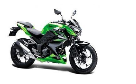 New Kawasaki Z250