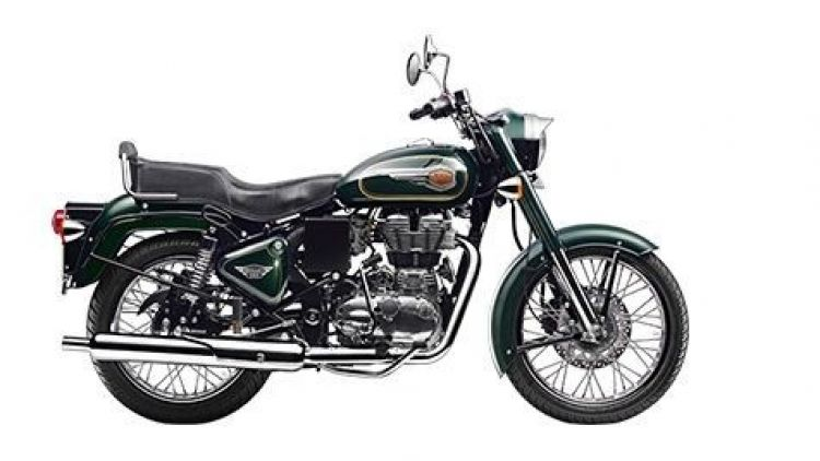 New Royal Enfield Bullet 500