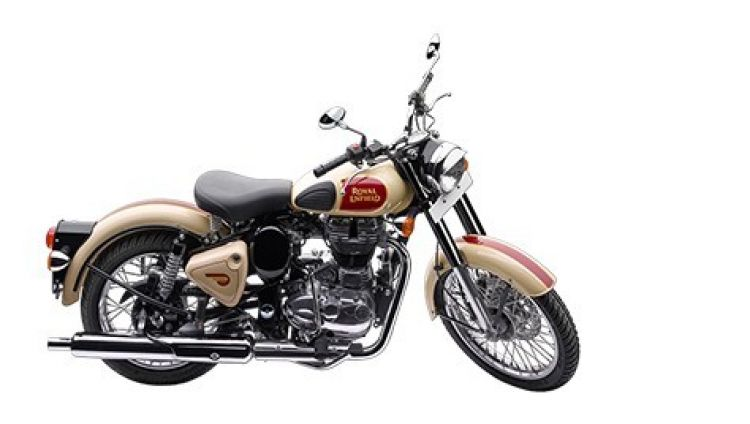 New Royal Enfield Classic 500