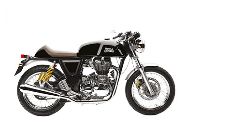 New Royal Enfield Continental GT