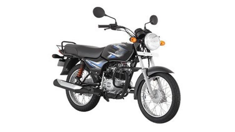 New Bajaj CT100