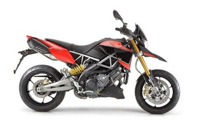 New Aprilia Dorsoduro 1200 ABS