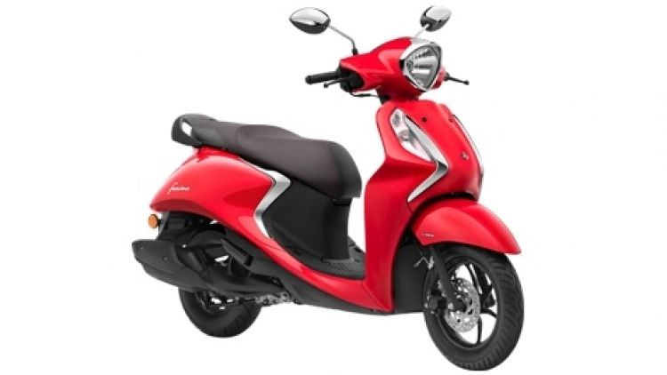New Yamaha Fascino 125