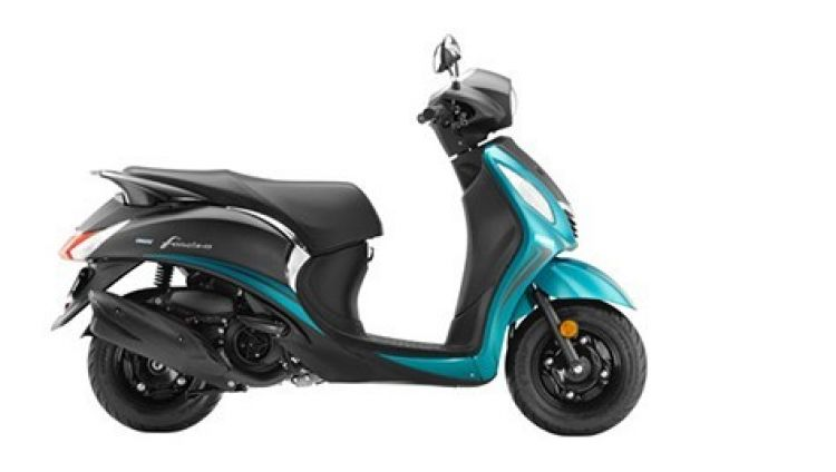 New Yamaha Fascino