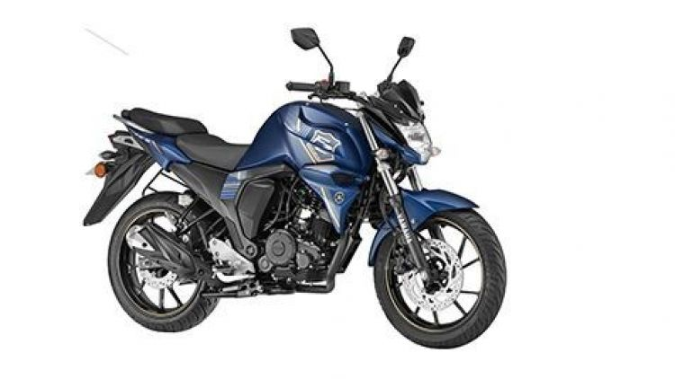 New Yamaha FZ S V 20