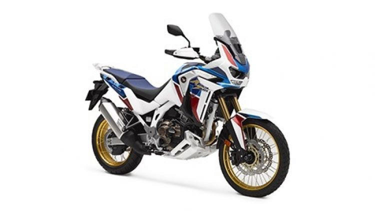 New Honda Africa Twin CRF1100L
