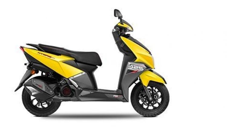 TVS Ntorq 125 Price, Mileage, Review, Specs, Features
