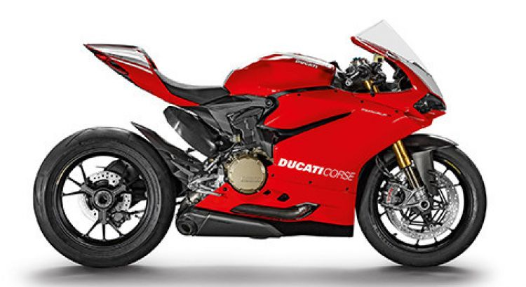 New Ducati Panigale R