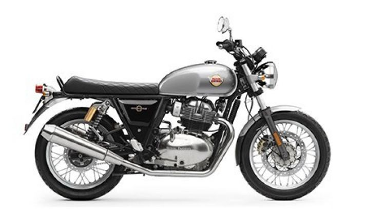 New Royal Enfield Interceptor 650