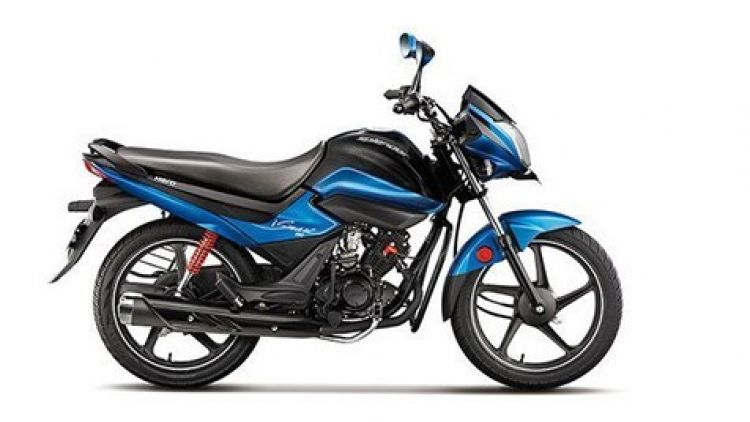 New Hero Splendor iSmart 110