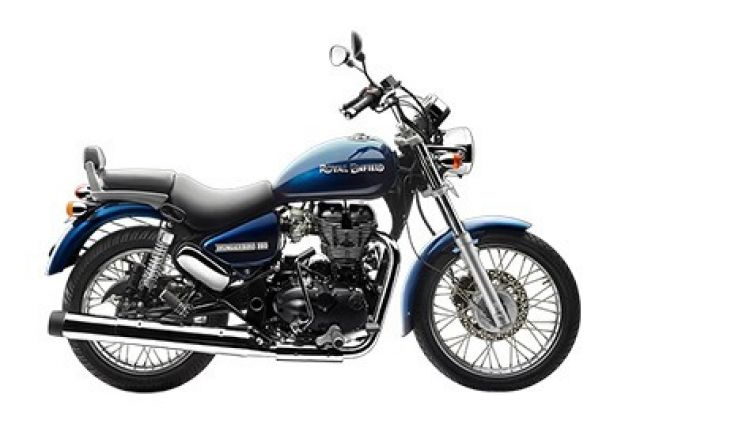 New Royal Enfield Thunderbird 350