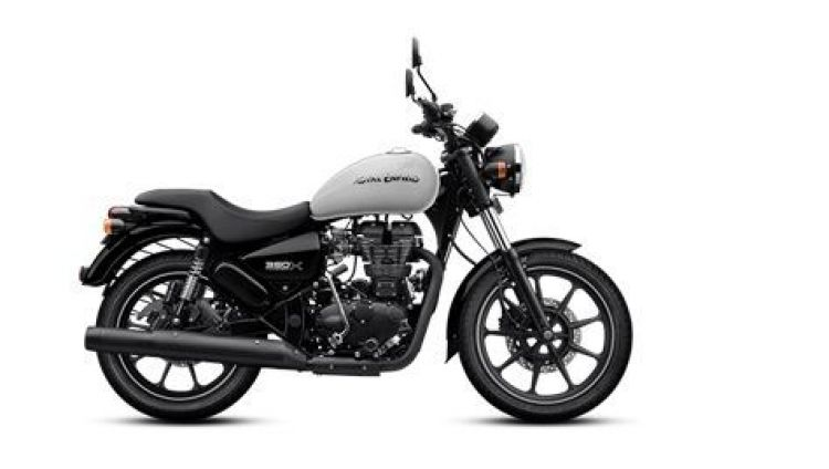 New Royal Enfield Thunderbird 350X