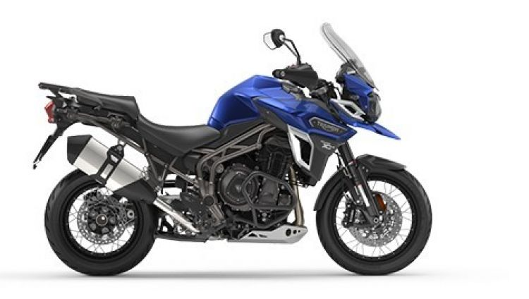 New Triumph Tiger Explorer XCx