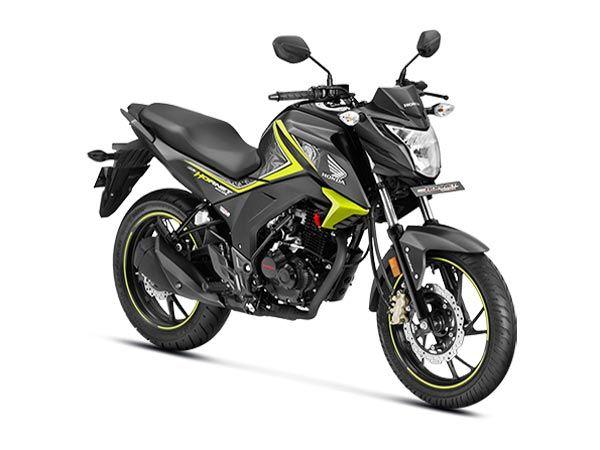Honda CB Hornet 160R Design And Style
