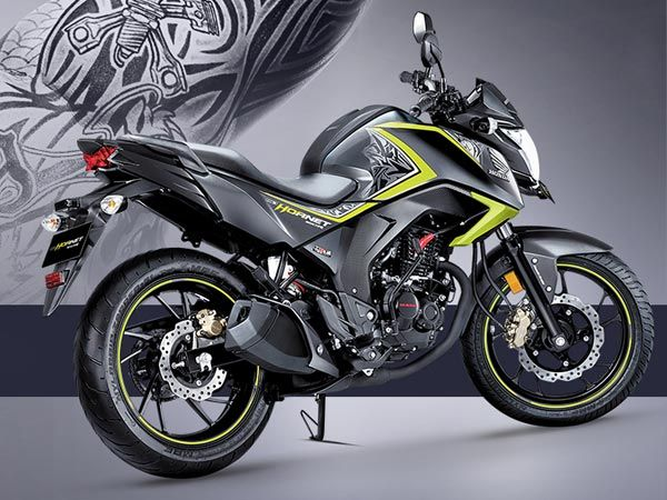 Honda CB Hornet 160R Important Features