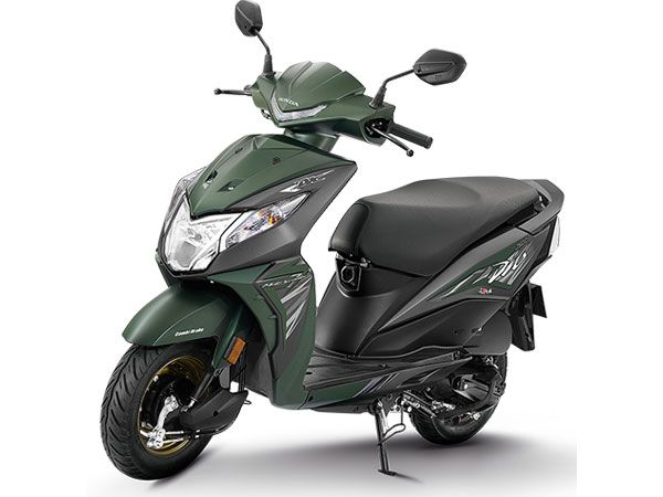 Honda Dio Design And Style