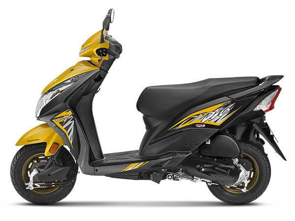 Honda Dio Engine And Performance