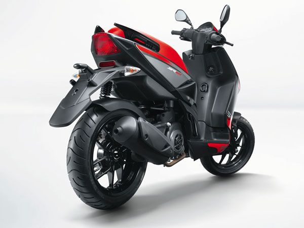 Aprilia SR150 Important Features
