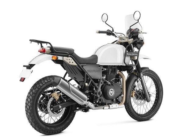 Royal Enfield Himalayan Important Features