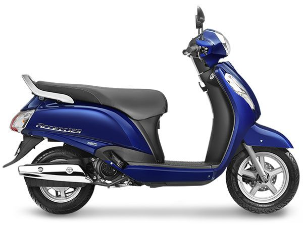 Suzuki Access 125 Engine And Performance