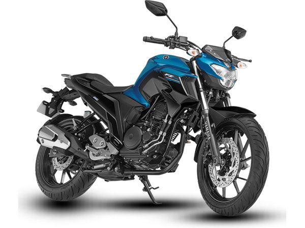 Yamaha FZ25 Design And Style