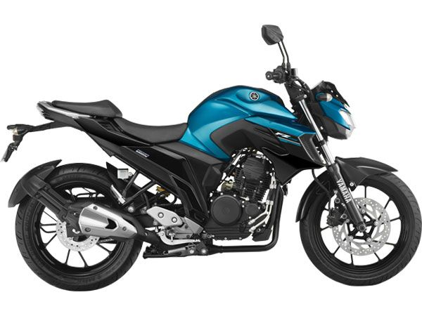 Yamaha FZ25 Engine And Performance