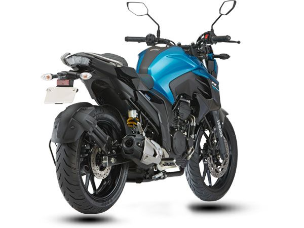 Yamaha FZ25 Important Features