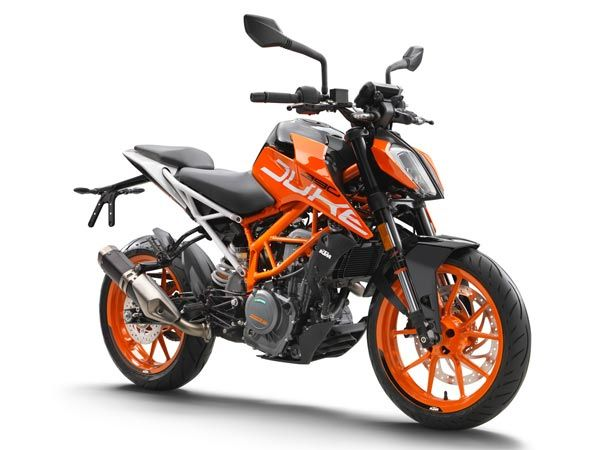 KTM 390 Duke Design And Style