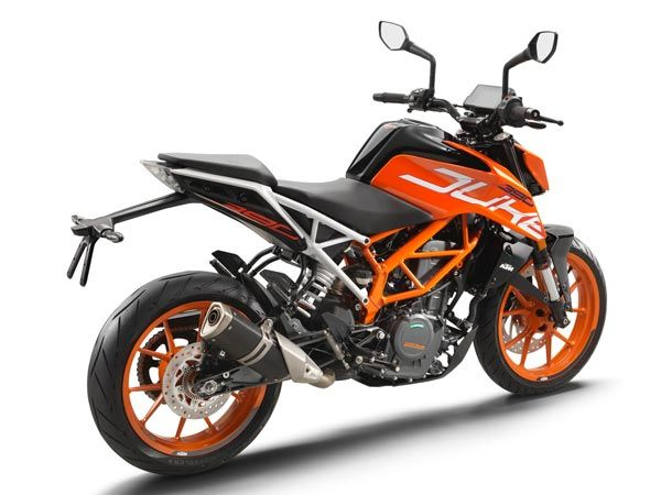 KTM 390 Duke Engine And Performance