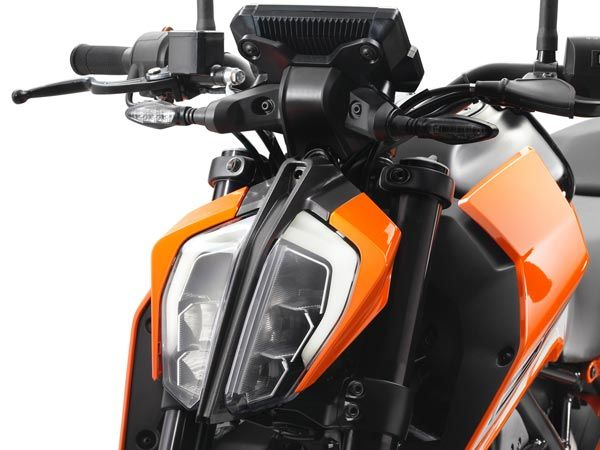 KTM 390 Duke Important Features