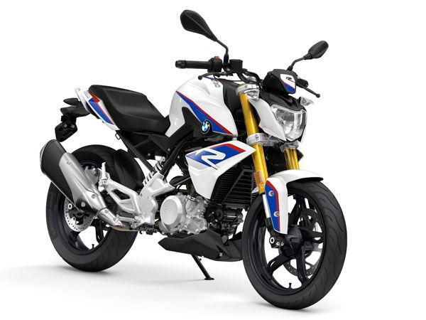 BMW G 310 R Design And Style