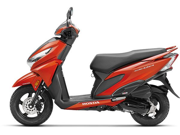 Honda GraziaFuel Efficiency