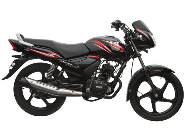 TVS Star City Plus Engine And Performance