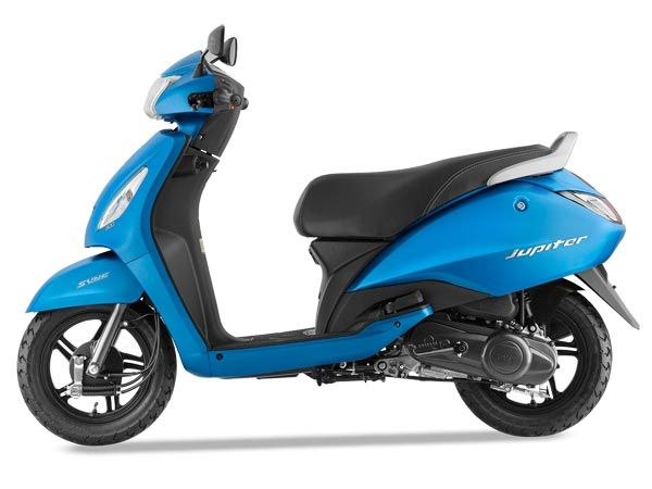 TVS JupiterFuel Efficiency