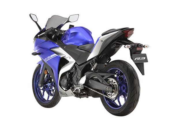 Yamaha YZF R3 Important Features