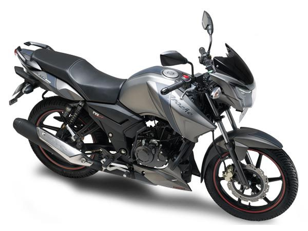 TVS Apache RTR 160 Design And Style